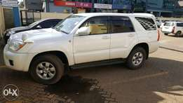 Toyota HILUX surf 2007model KCB best offer
