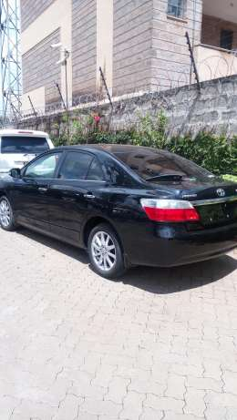 Valvmatic G-Superior 2000cc Toyota Premio leather seats Nairobi CBD - image 3