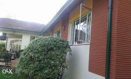 fully furnished 4 br bungalow to let in lavington for 350k