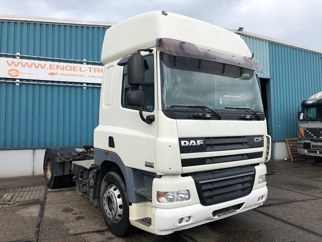 DAF FT CF85-460 SPACECAB (MANUAL GEARBOX / ZF-INTARDER / AIRC... - 2007 - image 2