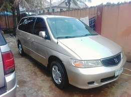 Honda Odyssey extremely clean and sharp