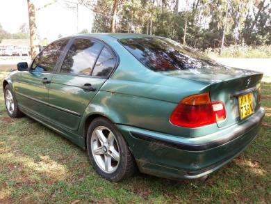 Bmw 318i,auto,yr 2000,mint condition.trade in ok Karen - image 1