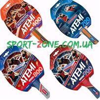 Ракетки для настольного тенниса ATEMI! a12b38e80c835