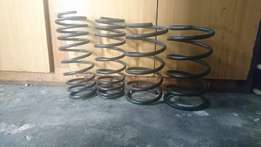 Lowering springs for 2000 Ford Fiesta
