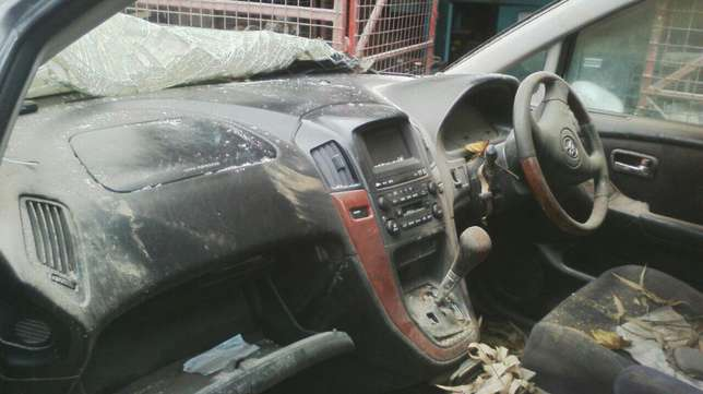 Salvage Toyota harrier Industrial Area - image 3