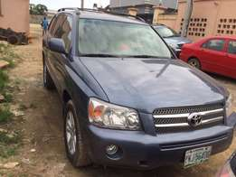 Neatly used 2006 model Toyota Highlander hybrid system for sale