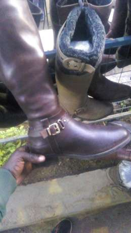 ladies quality boots Lengut - image 2