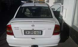 Opel Astra Classic (Manual) - R 35 000 NEGOTIABLE