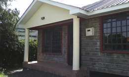 Three bedroom master ensuite Bungalow