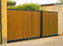 Tarring And Gates and Fencing