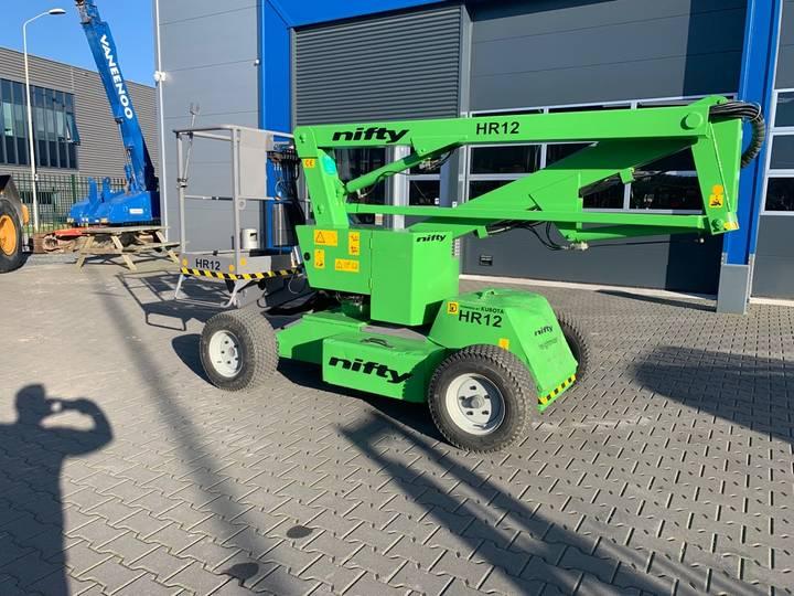 Niftylift HR 12 N D E hoogwerker - 2006