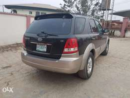 Kia Sorento bought brand new 06