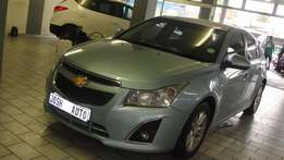 Pre owned 2012 Chevrolet cruze hatch 1.6is