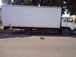 Truck for hire delivery transport to any destination in south africa