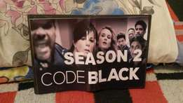 Code Black complete series for sale
