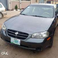 Nissan Maxima 2000 model (Nigeria Used)