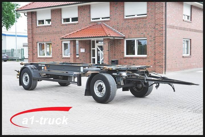 Krone AZW 18 BDF Standard 1190mm - 1400mm - 2012