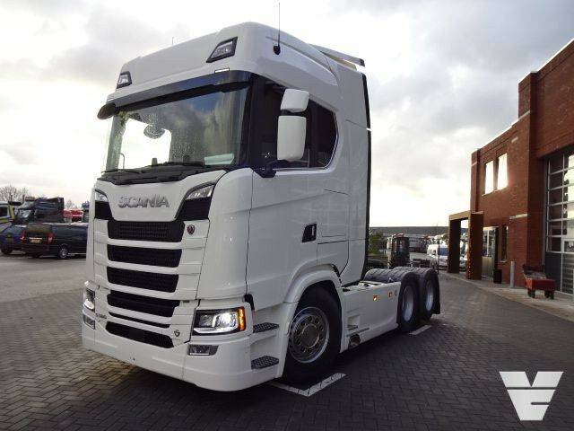 "Scania S580 A6x2nb ""next Generation\""new - 2018 - image 2"