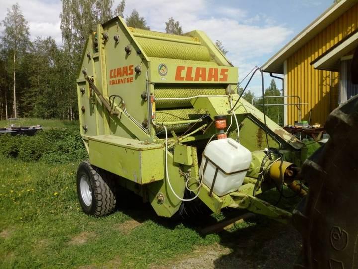 Claas Rollant 62 - Pyöröpaalain - Asiakkaan Lukuun - 1979