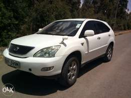 Toyota Harrier,2007,2400cc,Auto,petrol asking ksh.1,650,000