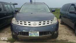 Clean Registered Nissan Murano Jeep