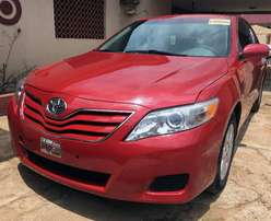 2011 Toyota Camry LE (Muscle) Tokunbo