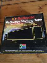 Reflective tape 50m x 50mm pack