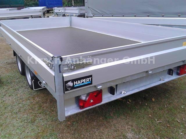 Hapert Azure H-2, 405 x 200 cm, 3500 kg, Parabel