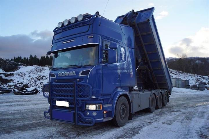 Scania R580 - 2014