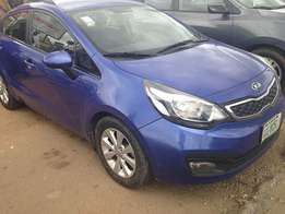 Kia Rio 2014 Auto (First Body)