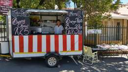 Food Trailer Fully equipped!**Reduced Price**