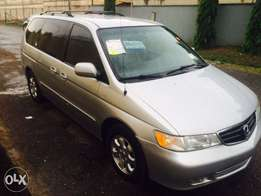 2004 Model Honda Odyssey Full Option with DVD