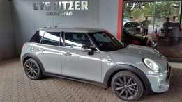 MINI Cooper S Hatch 3-door auto