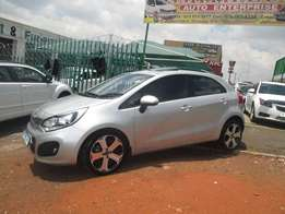 2014 mode Kia Rio 1.4 TCE used cars for sale in johannesburg