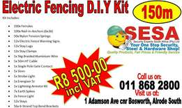 Electric Fence DIY KIT