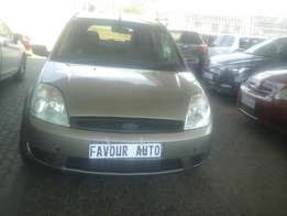 Ford Fiesta 1,6, Model 2004, Mileage 164000km