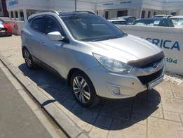 2010 Hyundai IX35 2.0 CRDi AWD Auto, 107 000 km for R 199 995