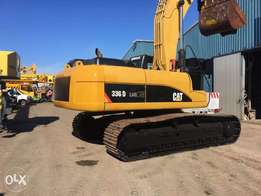Caterpillar 336 D - To be Imported