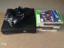 Xbox 360 2 Renotes and Games
