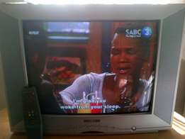 Aim 54 cm TV with remote bargain call me in Bloemfontein