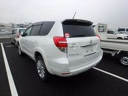 Importing solutions. Toyota Vanguard at low cost