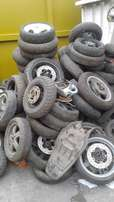 Various brands, life and rims available. Sold as is. Nationwide delive