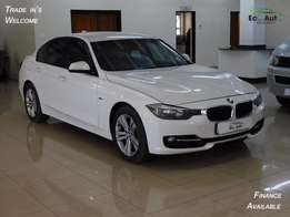 2012 BMW 320i Sportline A/T now Available at Eco Auto Mbombela
