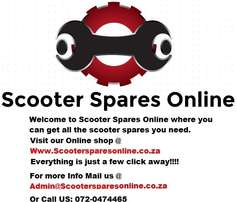 Scooter drivebelt replacement -- Scooter spares online