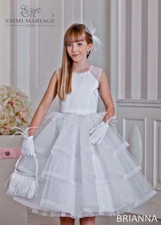 b6f7db6e3b Zjawiskowa Sukienka Komunijna Emmi Mariage z kolekcji Exclusive Pabianice -  image 7