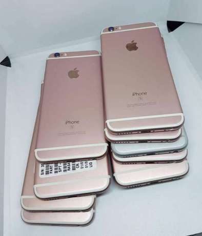 Apple iPhone 6s from USA Lagos Mainland - image 1