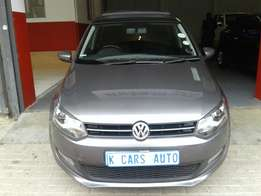 2013 Vw Polo 6 1.4 Comfort-Line Full Service History, with 74000Km