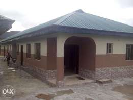 Newly built 2bedroom To Let off Ebute Igbogbo Rd