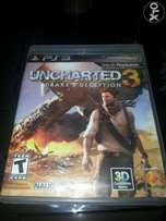 Ps3 uncharted 3 gamers
