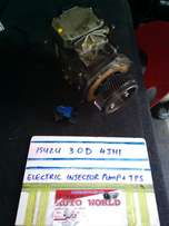 Isuzu 3.0D 4JK1 Electric Injector Pump And TPS For Sale